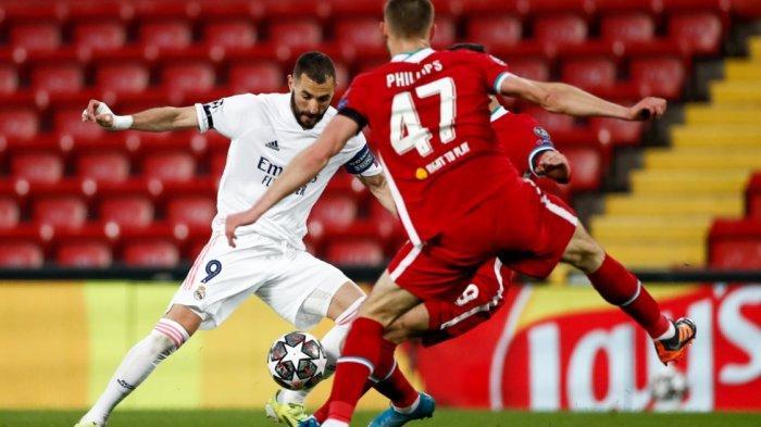 Singkirkan Liverpool dengan Agregat 3-1, Real Madrid Ditantang Chelsea di Semifinal, Ini Jadwalnya