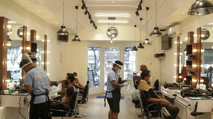 Barcode Barbershop Tawarkan Peluang Bisnis Waralaba Pangkas Rambut Rp 67,5 Juta