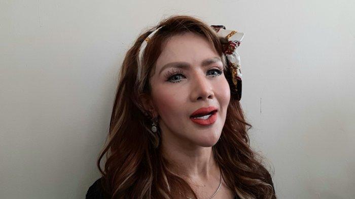 Barbie Kumalasari ketika ditemui di kawasan Kuningan, Jakarta Selatan, Kamis (24/9/2020).