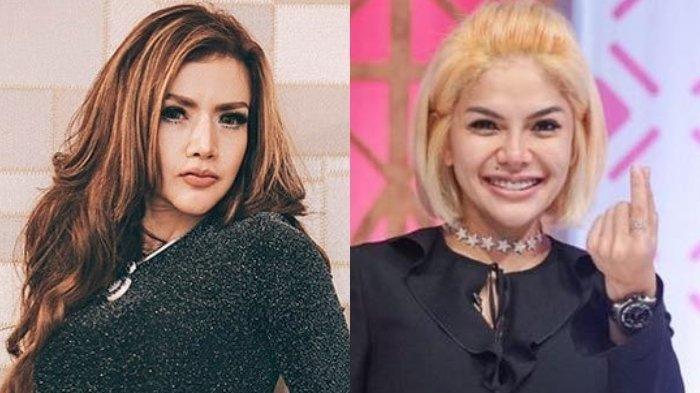 PERSETERUAN PANAS Nikita Mirzani dan Barbie Kumalasari: Halah Sok Cantik Lo!
