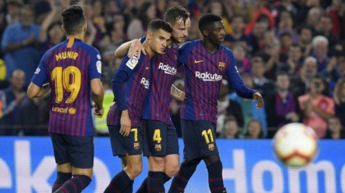 Secara Mengejutkan Barcelona Tumbang 0-2 di Kandang Granada