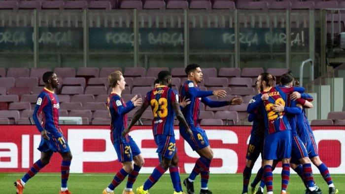 Barcelona Sukses Balas Dendam dengan Kalahkan Athletic 2-1, Antoine Griezmann Penentu Kemenangan