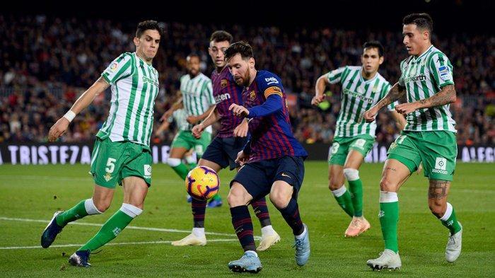 Lionel Messi Teratas Dalam Daftar 10 Pemain Sepak Bola Dengan Bayaran Tertinggi Di Dunia