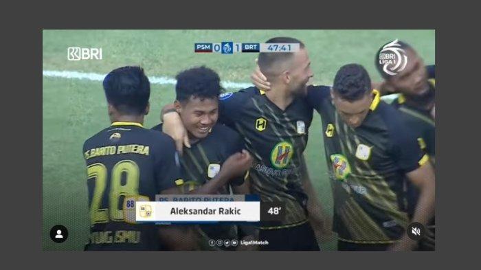 Hasil dan Klasemen Liga 1, Barito Tinggalkan Posisi Juru Kunci Usai Gebuk PSM, Persib Imbang Lagi