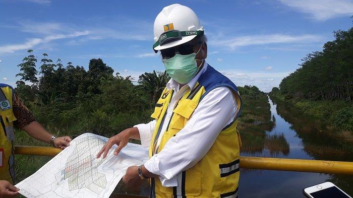 Menteri PUPR Bakal Jemur PNS Muda di Proyek Food Estate Kalimantan Tengah