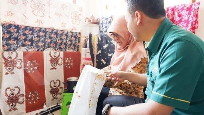 Kota Depok Juga Punya Batik Khas, Batik Gong si Bolong: Sudah Diekspor Hingga Eropa