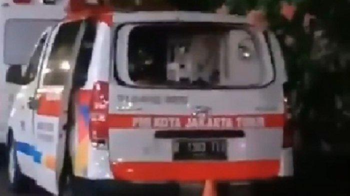 Disebut Bawa Batu dan Bensin, Kepala PMI Jakarta Timur Merasa Difitnah Aparat Kepolisian