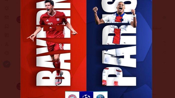Hasil Drawing Liga Champions, Final 2020 Bayern vs PSG Bertemu Lebih Awal, Real Madrid vs Liverpool