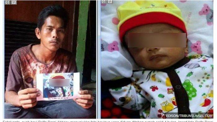 Bayi 4 Bulan Ditahan Rumah Sakit, Malah Terancam Diadopsi Bila Orang Tuanya Tak Sanggup Bayar Utang