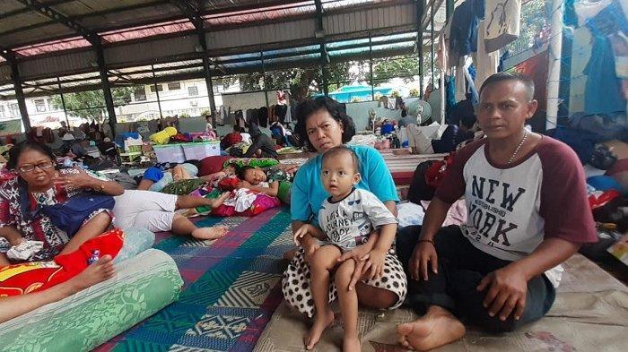 Para Korban Banjir di Periuk Alami Sakit Bagian Kepala, Belakang Leher, dan Punggung Bagian Atas