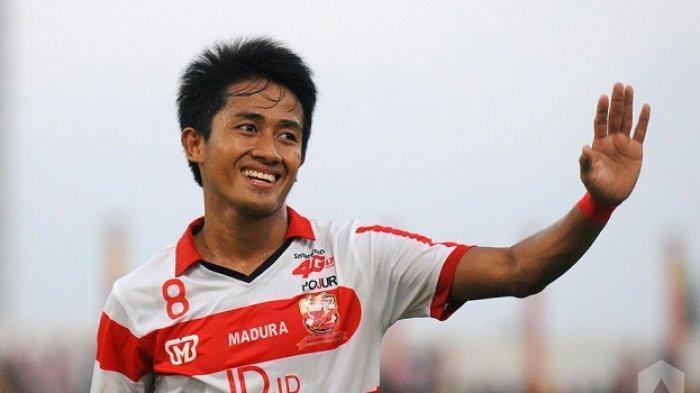 Bayu Gatra Tinggalkan Madura United
