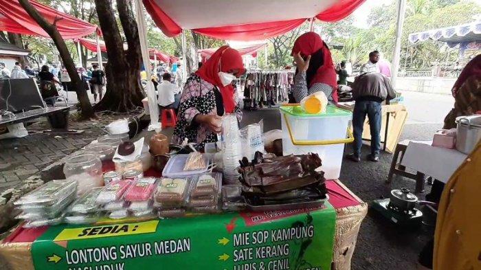 Sambut Datangnya Bulan Puasa, TMII Gelar Bazar Kuliner Ramadan di Tengah Pandemi