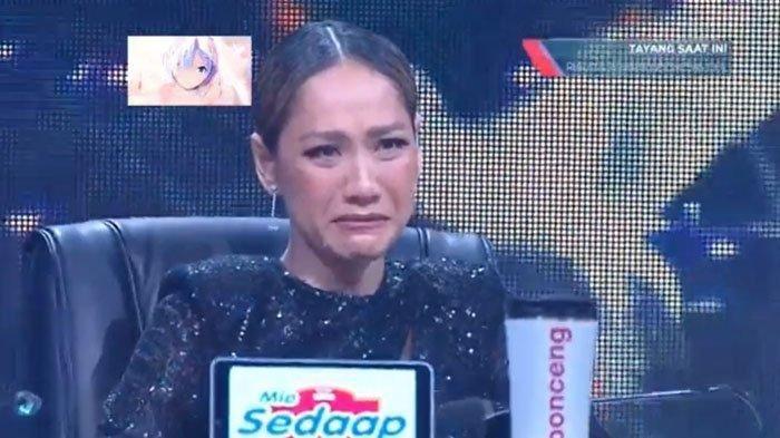 BCL Langung Nangis Usai Dengar Lagu Tak Mungkin Bersama dan Suara Getar Judika di Indonesian Idol