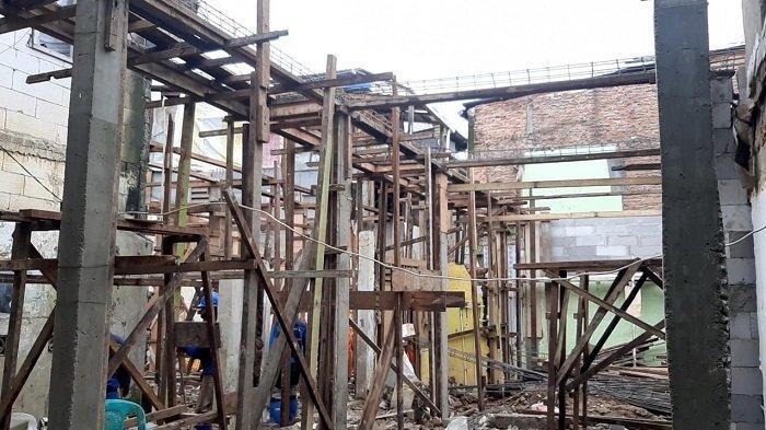 Pembangunan Rumah Panggung Berlanjut. Anwar: Bakal Ada Dua Lokasi Lain Proyek Rumah Panggung