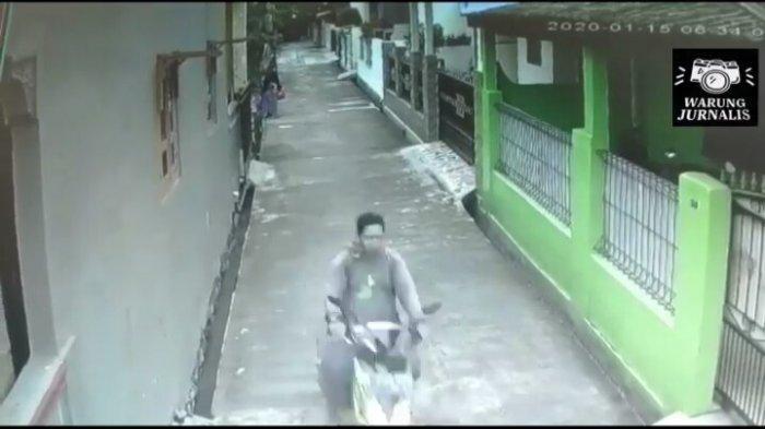 Pelaku Begal Payudara di Kaliabang Terekam CCTV, Begini Penjelasan Kapolsek Bekasi Utara