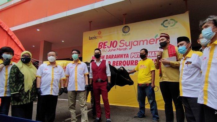 Hidupkan Semangat Berkurban di Tengah Pandemi, Bejo Sujamer Gandeng Lazismu dan LazisNU