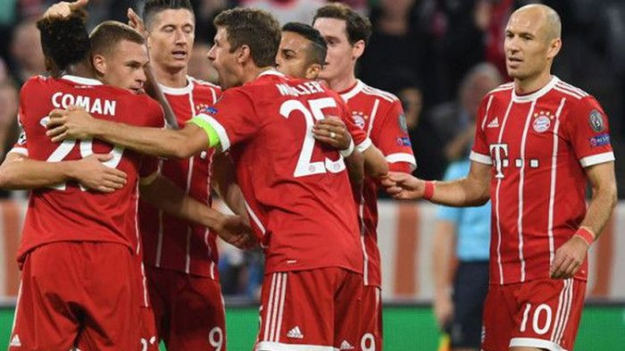 Petinggi Bayern Muenchen Optimistis Timnya Raih Trofi Bundesliga