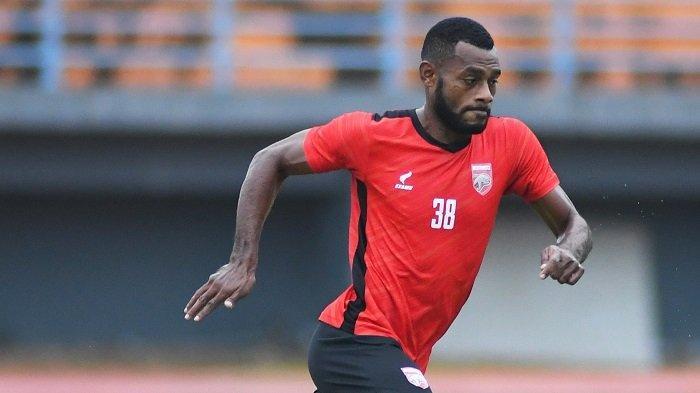 Boaz Solossa Gabung ke Borneo, Marckho Sandy Meraudje Yakin Pesut Etam Juara Kompetisi Liga 1 2021