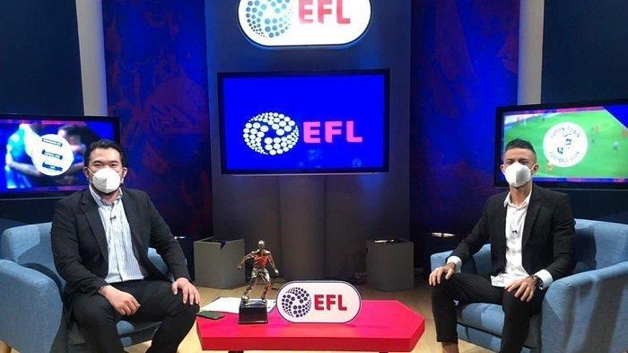 Jadi Komentator Sepak Bola di Televisi Nasional, Bek Persija Otavio Dutra Bisa Pelajari Liga Inggris