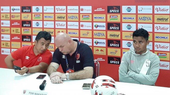 Cetak Gol ke Gawang Persita, Bek PSM Makassar Asnawi : Kami Bersukur Bisa Bawa Pulang Satu Poin