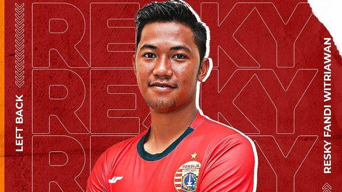 Pinjamkan Resky Fandi Witriawan ke Dewa United, Persija Merekrut Penjaga Gawang Yoewanto Setya Beny