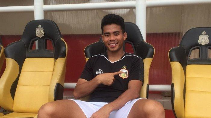 Pemain Bhayangkara FC Nurhidayat Berharap Liga 1 Kembali Bergulir, Tanpa Penonton Tidak Apa-apa