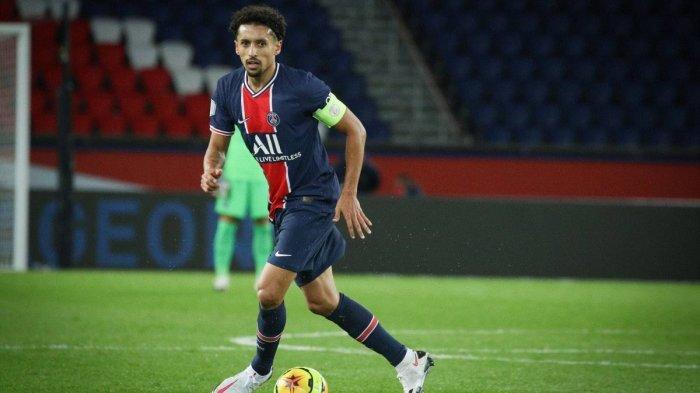 Marquinhos Abaikan Tawaran Klub Lain dan Ingin Pensiun di Paris Saint-Germain