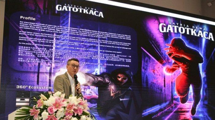 IP Indonesia Curi Perhatian Licensing Expo China, dari Komik Ga Jelas sampai Satria Dewa Gatotkaca