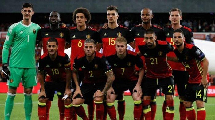Bursa Prediksi Favoritkan Belgia sebagai Juara Piala Dunia 2018