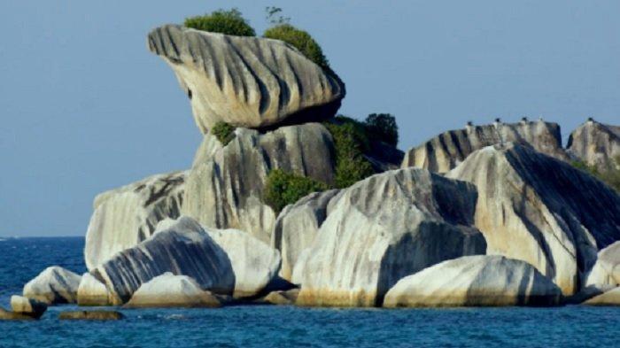 BREAKING NEWS: UNESCO Tetapkan Belitong 'Negeri Laskar Pelangi' sebagai Global Geopark