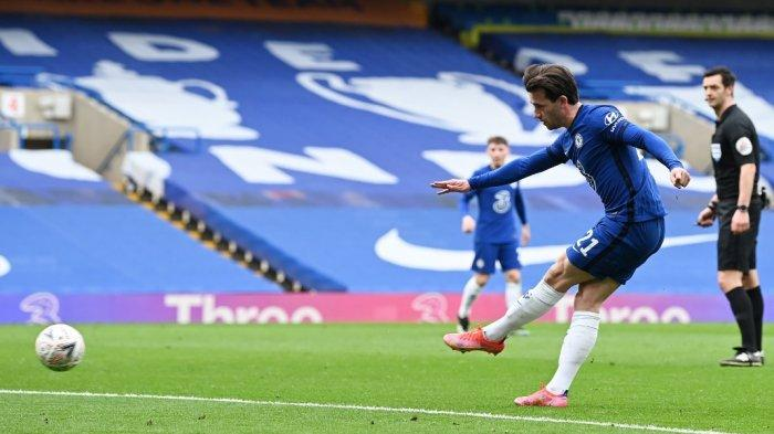 Sedang Berlangsung Chelsea vs Sheffield United 1-0, Tendangan Chilwell.Gol Bunuh Diri Norwood