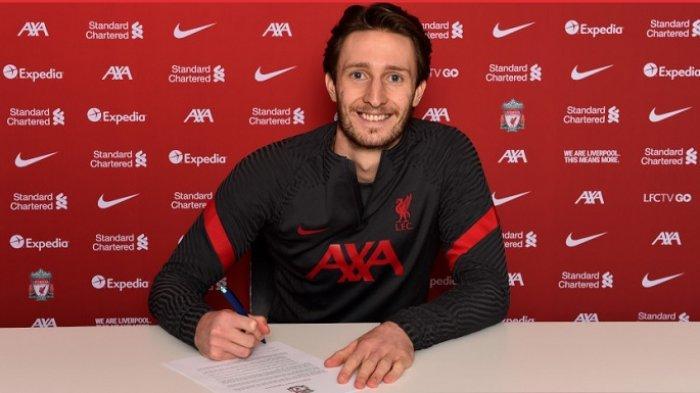 Liverpool Resmi Kontrak Ben Davies Bek Tengah dari Preston North End dengan Kontrak Jangka Panjang