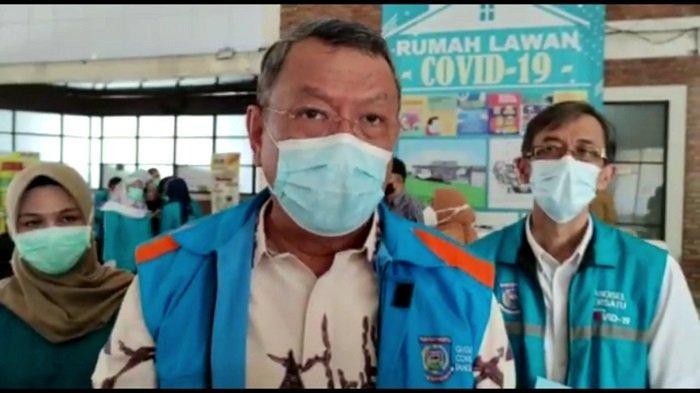 Masuk Zona Merah Covid-19 Nasional, Pemkot Tangsel Sebut Angka Kematian Infeksi Covid-19 Menurun