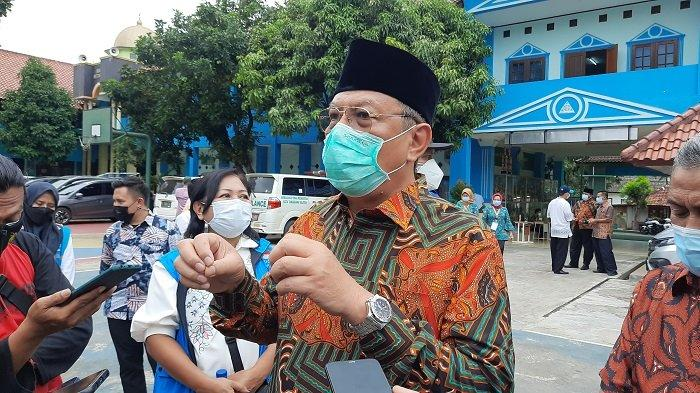 Benyamin Davnie Sebut PPKM Membuat Kota Tangsel Masuk Zona Kuning Wilayah Penyebaran Virus Covid-19