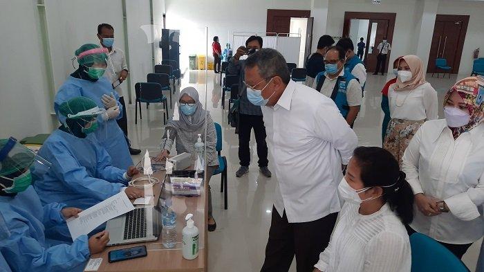 Meski Sudah Tersedia Vaksin Sinovac Benyamin Davnie Ingatkan Masyarakat Jangan Jadi Lupa Terapkan 3M