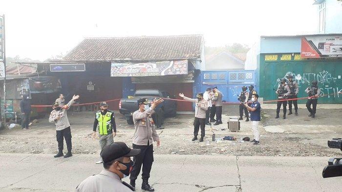 Polisi: Terduga Teroris Saiful Basri Coba Ledakan Bom di Daerah Bogor