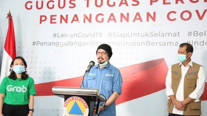Lawan COVID-19 di Indonesia, BenihBaik Serahkan Donasi dari Masyarakat Sebesar Rp 5,2 Miliar ke BNPB