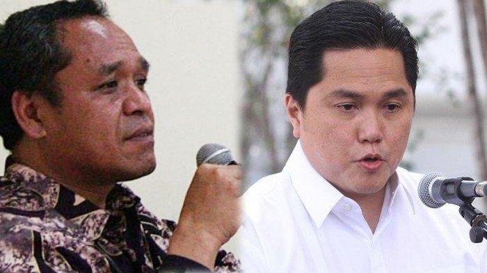 Erick Thohir Ungkap Dalang Pansus Jiwasraya, Politisi Demokrat Singgung Timses Jokowi Tersangka