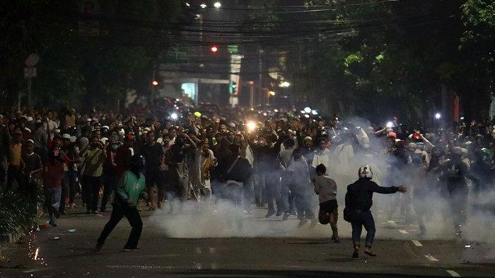 Polisi: Kalau Ada Penembakan Peluru Tajam Bisa Dipastikan Bukan dari TNI-Polri, Ada Penumpang Gelap