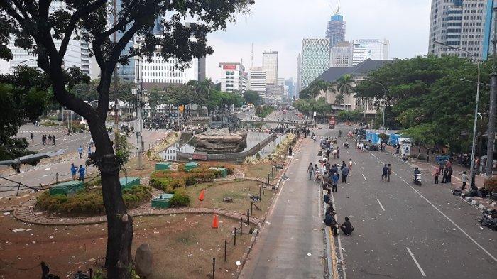 Menyusup di Aksi Unjuk Rasa, Polisi Tangkap 500 Perusuh yang Mayoritas Pelajar