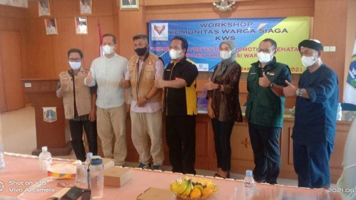 Sasar Masalah Kesehatan di Lingkungan Permukiman, Rekan Indonesia Bentuk Komunitas Warga Siaga
