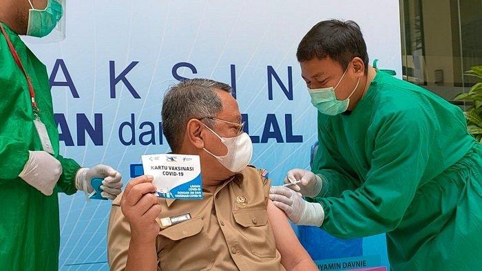 Pemkot Tangsel Targetkan Penyuntikan Dosis Pertama Vaksin Covid-19 Tahap Kedua Rampung Dalam 10 Hari