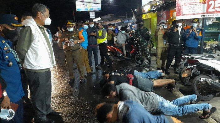 VIDEO : Dua Remaja Lima Kali Terkena Razia Masker Dimarahin Wali Kota Tangsel