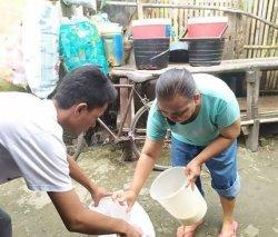 Warga Berkecukupan di Neglasari Kota Tangerang Diminta Sumbangan Beras Atau Mi buat yang Membutuhkan