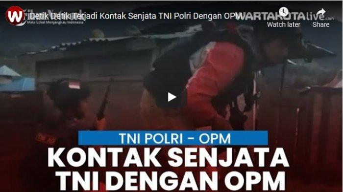 Terungkap, Dua Anggota Brimob Luar Papua Jadi Pemasok Senjata untuk KKB Papua, Ini Penjelasannya
