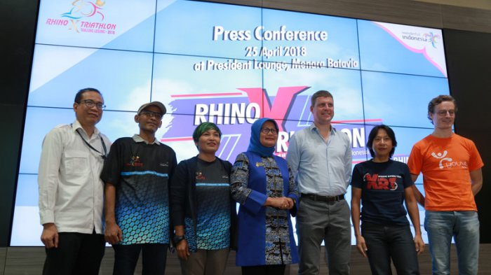 KejuaraanTriathlon akan Digelar Pertama Kali di Indonesia