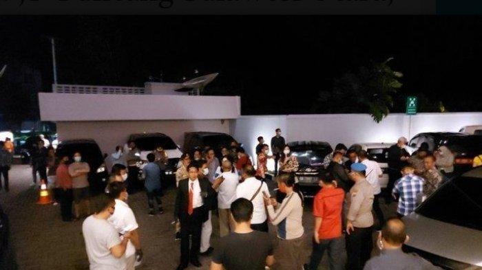 Viral Gempa 7,1 M di Sulut, Warga Panik, Listrik Mati, Rapat KPUD Dihentikan, Pesertanya Berhamburan