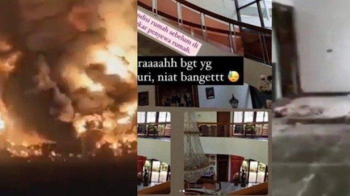 POPULER Jabodetabek-Nasional: Kilang Balongan Sengaja Dibakar Hingga Motif Pencurian Rumah Kosong
