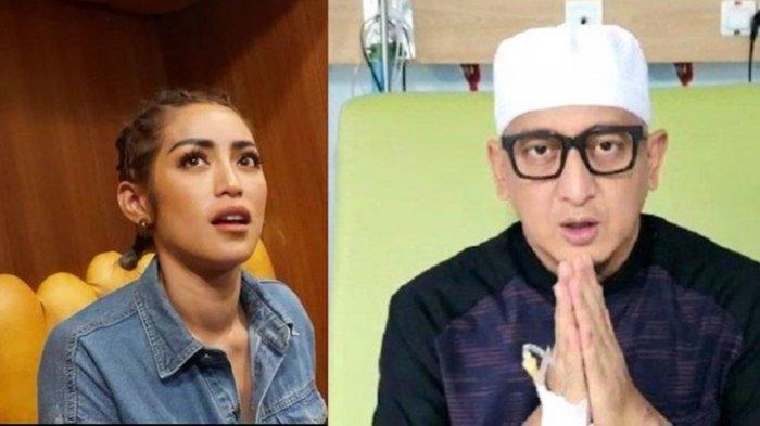 POPULER SELEB : Kedekatan Jessica dengan Nobu, Ustaz Zacky Pingsan, Suami Nindy Terjerat 3 Pasal