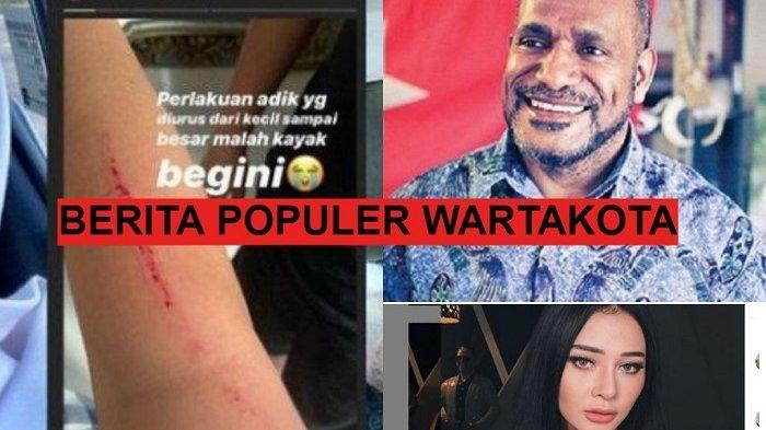 BERITA POPULER Wartakota: Dari Foto-Video Seksi Mutia Ayu sampai Prabowo Kumpulkan Politisi Gerindra